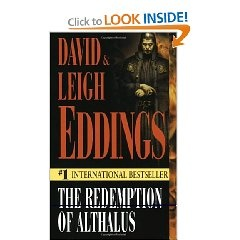 The Remeption of Althalus by David and Leigh Eddings. #Fantasty