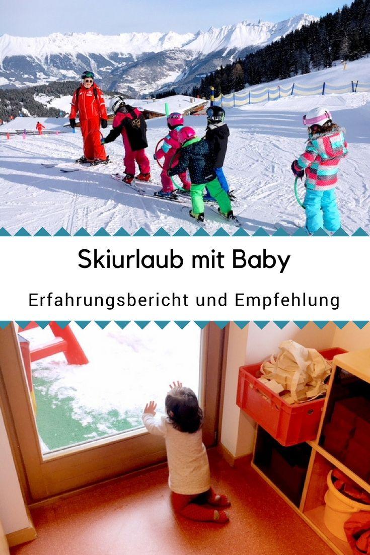 Skiurlaub mit Baby, das müsst ihr beachten. Erfahrungsbericht und unsere Tips für einen tollen Skiurlaub mit Kindern.