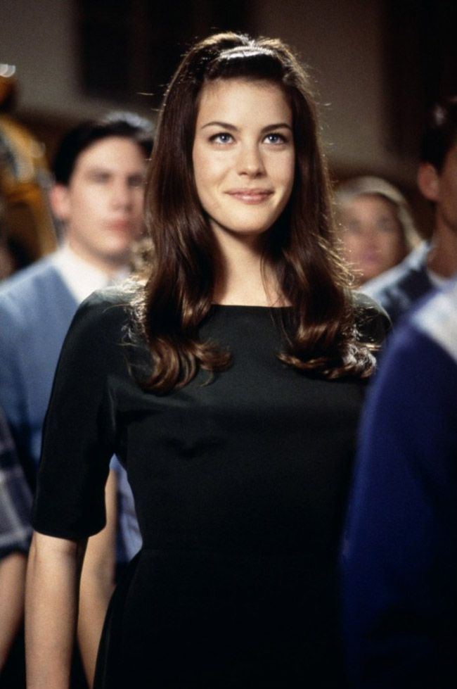 Liv Tyler in That Thing You Do. Your look-alike!