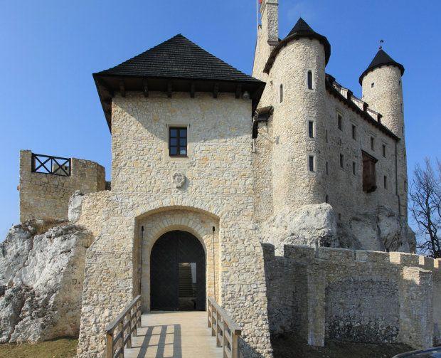 Zamek w Bobolicach. Straszy: Hrabianka z Bobolic