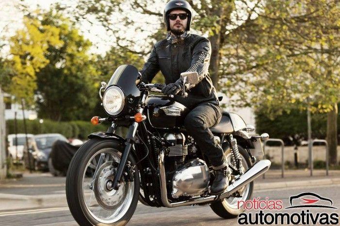 Triumph Thruxton chega ao Brasil custando R$ 31.900