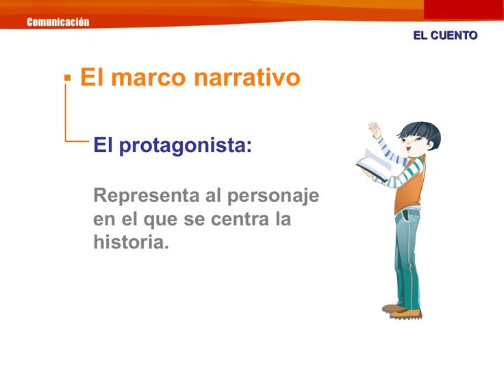 Slide 7 of 10 of El cuento elementos