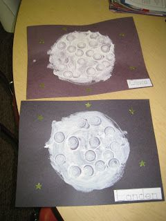 Mrs. Russell's Class: Goodnight Moon and other Moon ideas