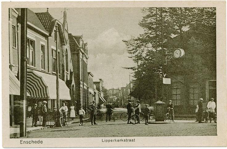 Lipperkerkstraat ca. 1915?