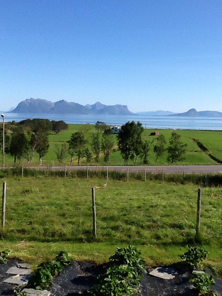 Andøya, Vesterålen, Norge