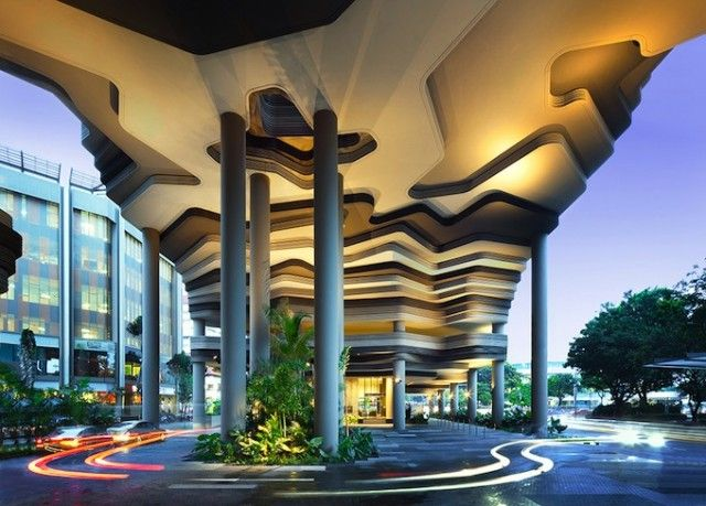Park Royal Tower in Singapore