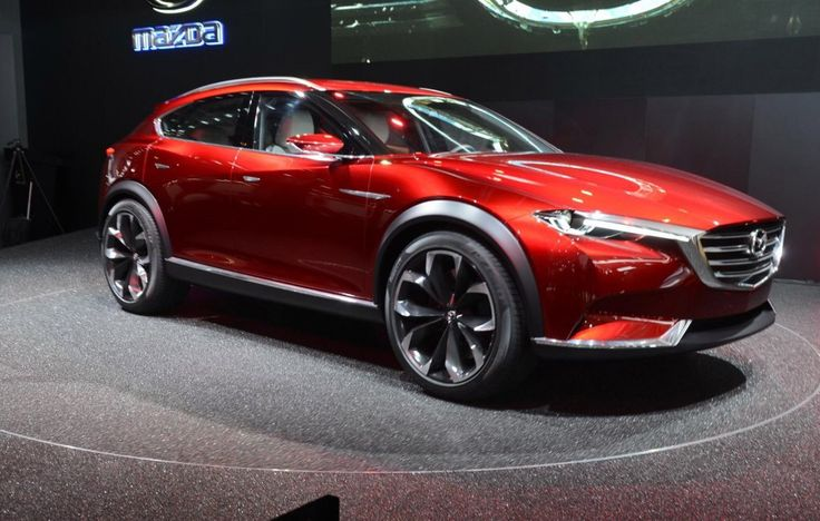 Mazda Koeru concept Frankfurt 2015