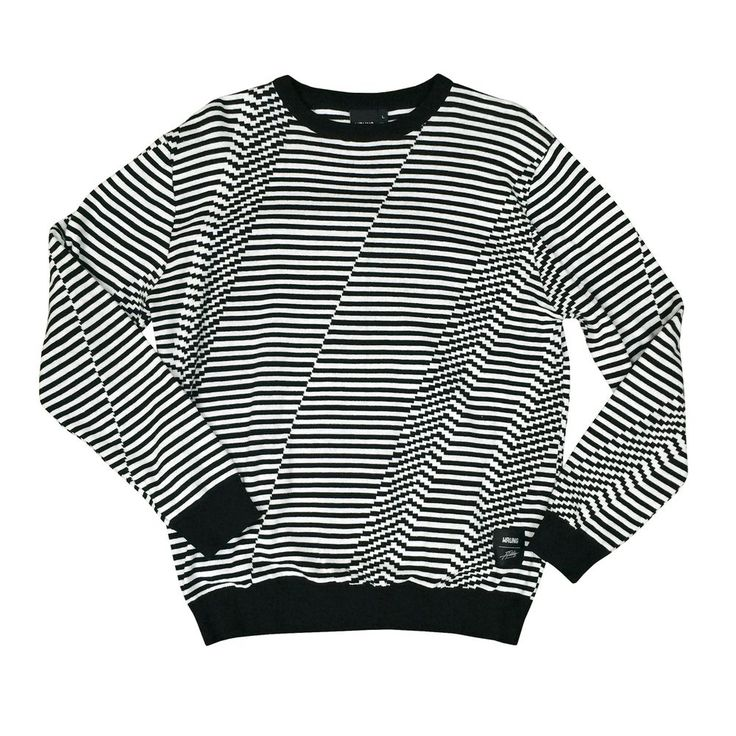 "LTD-2KN1 ""Kinetic"" knitted sweater via FELIPE PANTONE - ONLINE STORE. Click on the image to see more!"