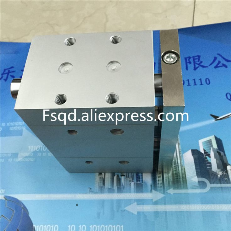 DFM-63-50-P-A-KF FESTO Pneumatic cylinder with guide bar air cylinder air tools  DFM series