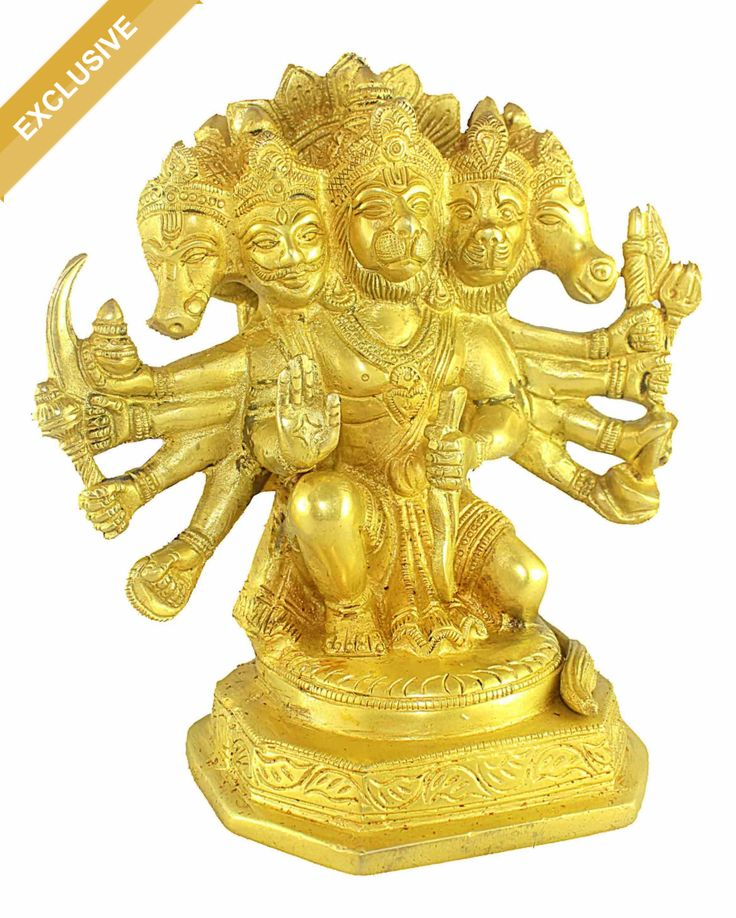 Range of Brass Idols from Shravani