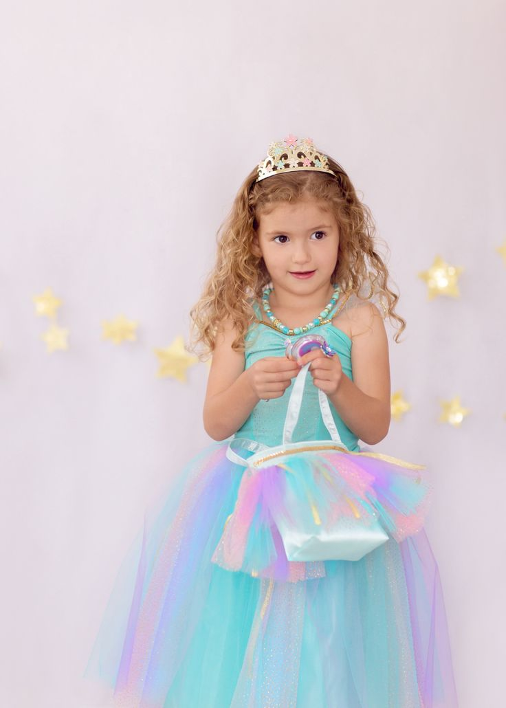 Pink Poppy Magical Moment Fairy Dress - Blue