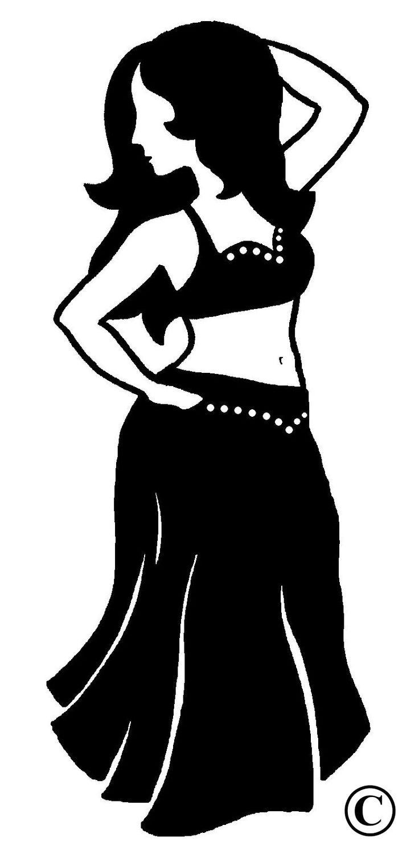 Dessin d 39 une danseuse orientale logo de l 39 cole de danse - Danseuse orientale dessin ...