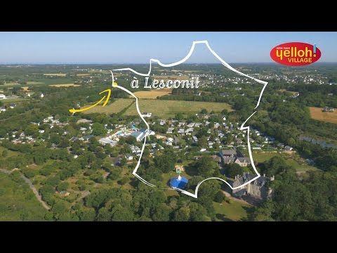 Camping L'Océan Breton ***** Yelloh! Village in Bretagne
