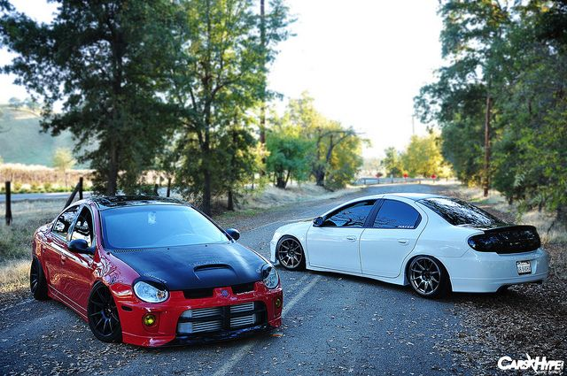I chose this picture because I own a 2003 Dodge SRT-4. Both of the cars in this picture are SRT-4's. I love my car it has been with me since I was a junior in high school. It is a symbolism of who you are and makes a statement every time driving down the road. Cars have been a cultural influence for over 100 years giving people the freedom to enjoy the open road