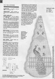 CARAMELO DE CROCHET: ideas en filet