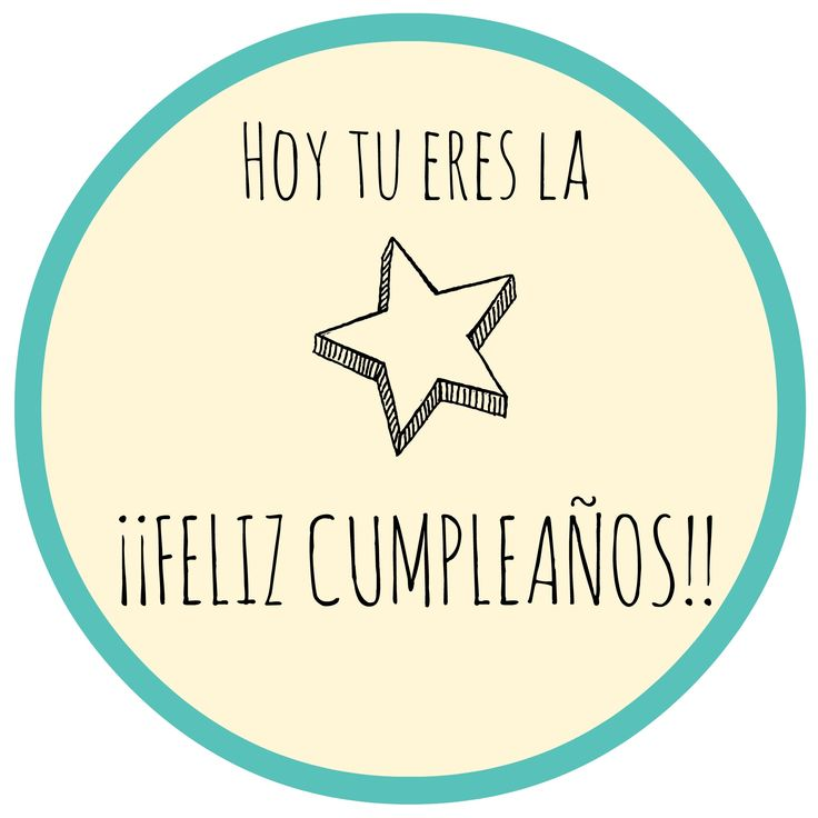 273 Best Frases De Cumpleaños Images By Lupita Salazar On