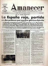 Resultado de imagen de fin de la guerra civil española