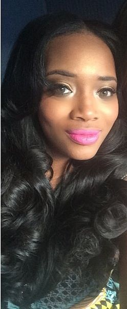 Gallery For Yandy Smith Hairstyles
