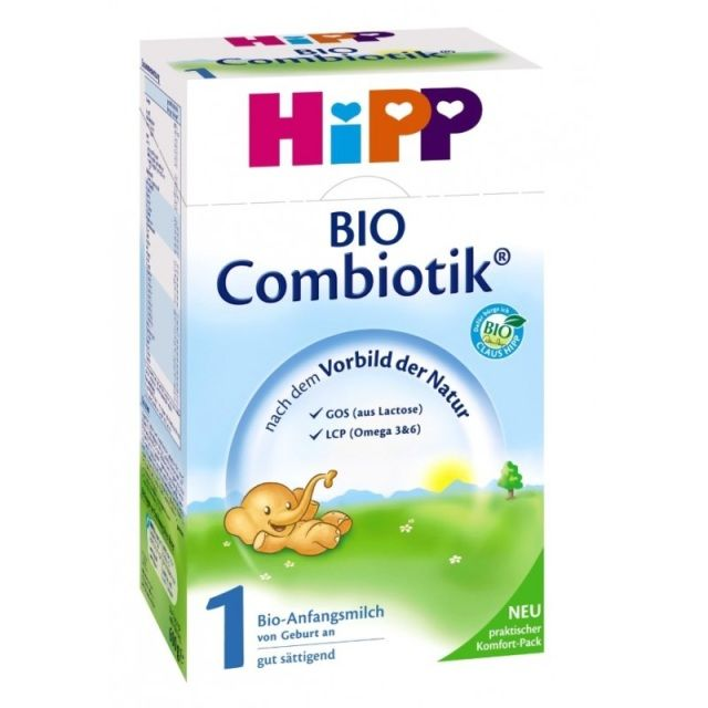 Hipp Bio Combiotic Stage 1 Organic Baby formula  www.naturalbabyorganics.com #bestorganicbabyformula #hippbabyformula