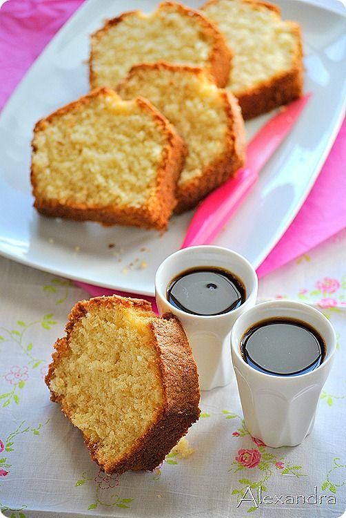 Μα...γυρεύοντας με την Αλεξάνδρα: Κέικ με ινδική καρύδα