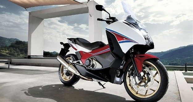 Honda NC750D Integra 2014 review: best scooter | Bikes Media