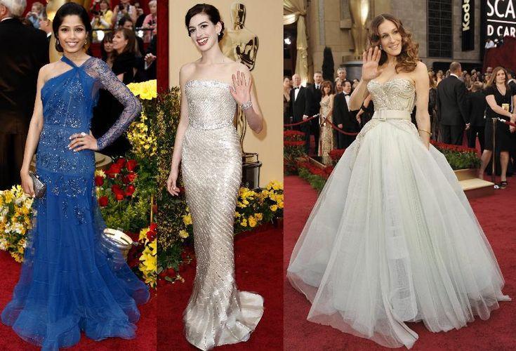 Oscar - Melhores! - Fashionismo