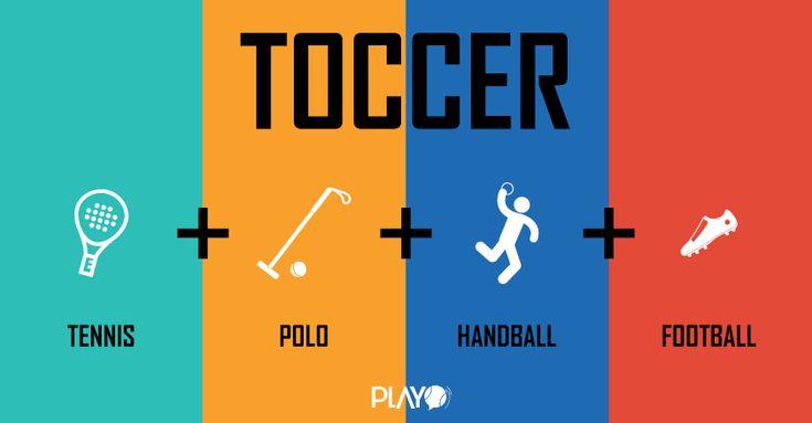 Hybrid Sports - Tennis + Soccer + Polo + Handball = Toccer, Chess Boxing, FootVolley