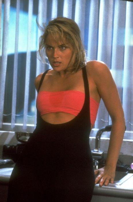 Sharon Stone -as Lori Quaid in  Total Recall