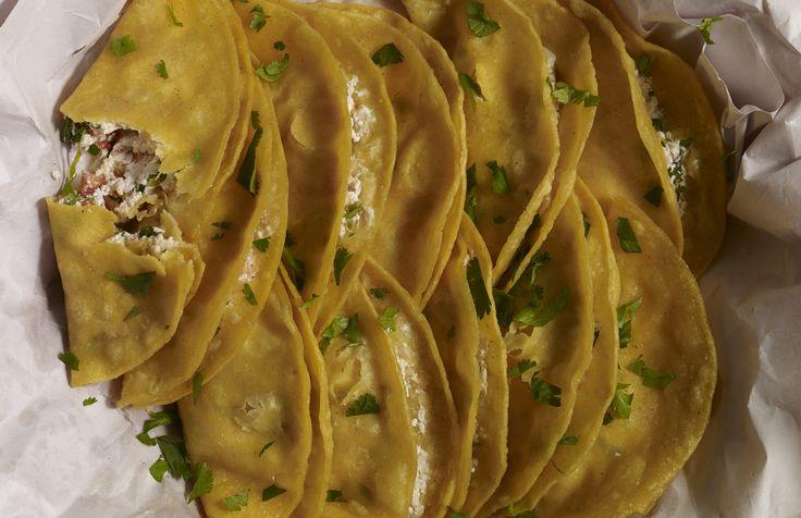 Tacos de Canasta Pati's Mexican Table