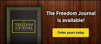 Freedom Journal PDF of first 30 days