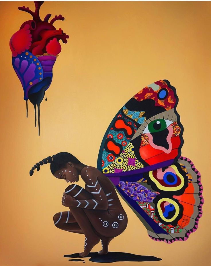 Pin by Janea on Black art | Pinterest | Africans, Black and Black women art