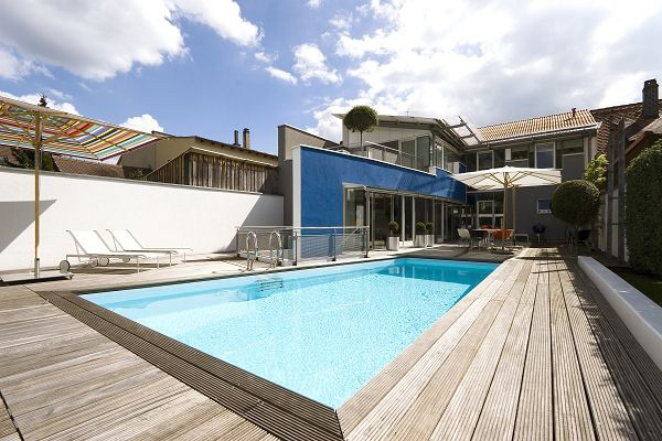 Aussen Schwimmbad Braunschweig