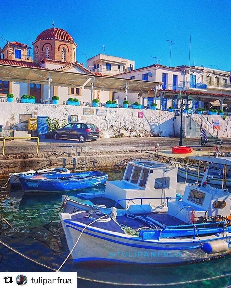 Perdika Hellas. #reiseliv #reiseblogger #reisetips #reiseråd  #Repost @tulipanfrua (@get_repost)  Location:  Perdika