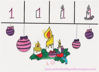 El uno: Una vela