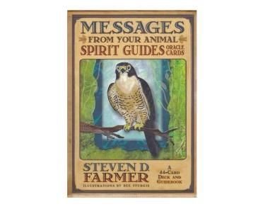 Messages from your Animal Spirit Guides - A beautiful deck that connects you to your animal spirit guides and provide guidance on all topics.  Ranging from career all the way through to health and life purpose.
