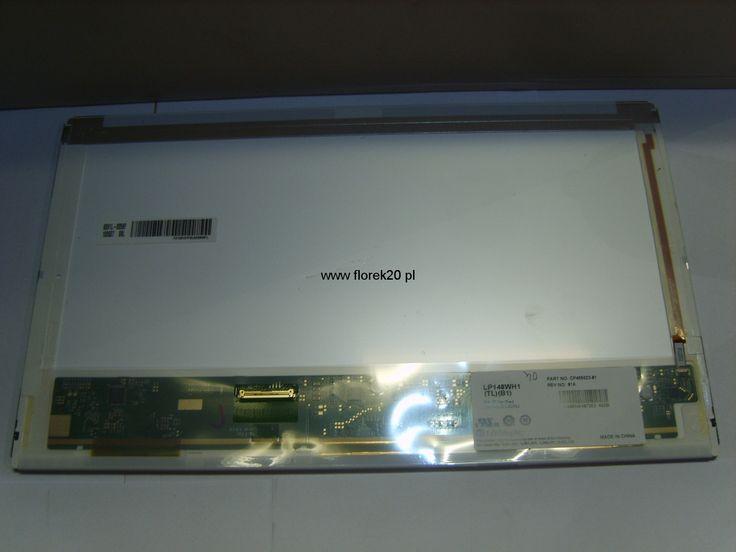 """Matryca 14"""" Matowa / LG Display LP140WH1"""