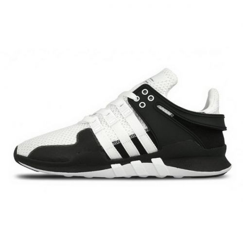 size 40 199b5 136ec Best Quality Adidas EQT Support ADV Running 93 Black White S81500 Casual  Sneakers Shoes