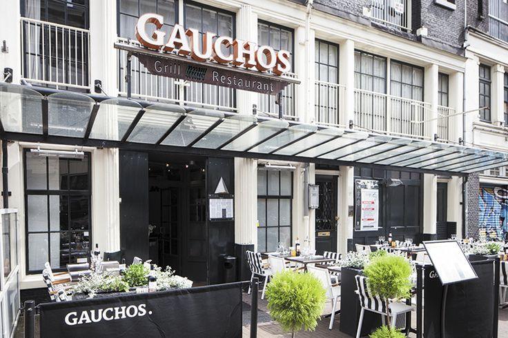 Gauchos Grill-Restaurants is a modern grillrestaurant in the hart of Amsterdam.
