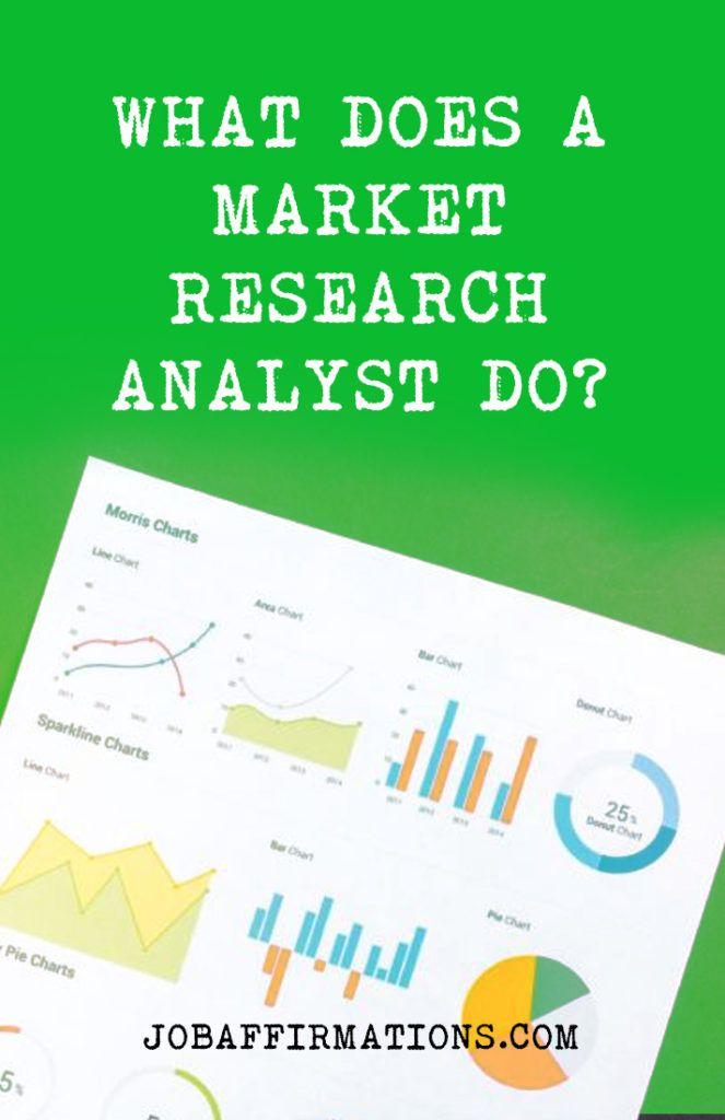 Market Research Analyst Job Description Market Research Analyst Research