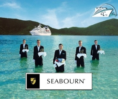 Seabourn, croaziere de lux pe iahturi de 7 stele
