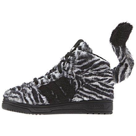 Kinderen Zebra Schoenen, Black / Running White, zoom