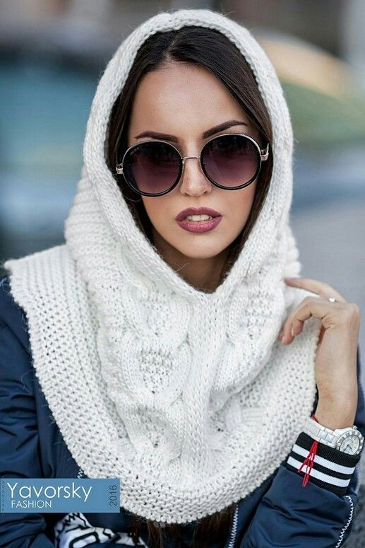 1125 best Bufandas images on Pinterest | Knits, Head scarfs and Shawl
