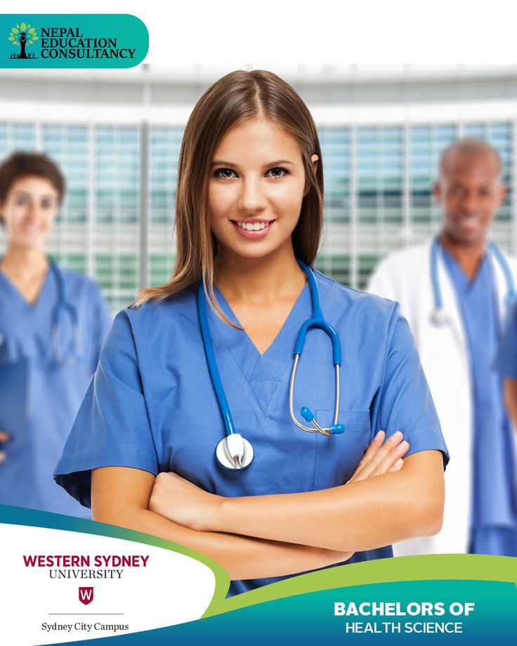 Study Bachelor of Health science at Western Sydney