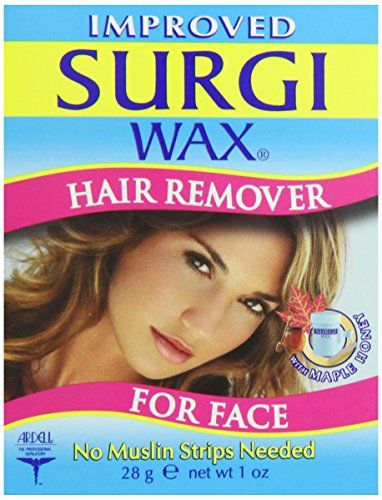 Surgi-wax Hair Remover For Face, 1 Ounce (Pack of 3) Surgiwax http://www.amazon.com/dp/B00K7ZTZD6/ref=cm_sw_r_pi_dp_czaqvb02PSS1R