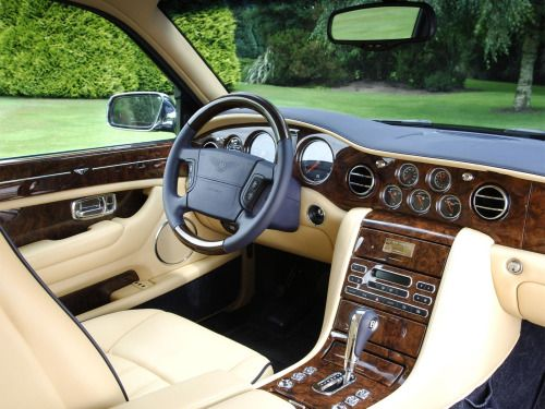 THE COLONIAL  britishcarsguide: 1998 Bentley Arnage R...