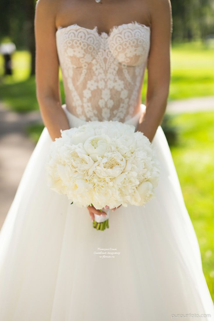 Букет невесты из пионов #букет #пионы #букетизпионов #букетневесты #bouquet #bride