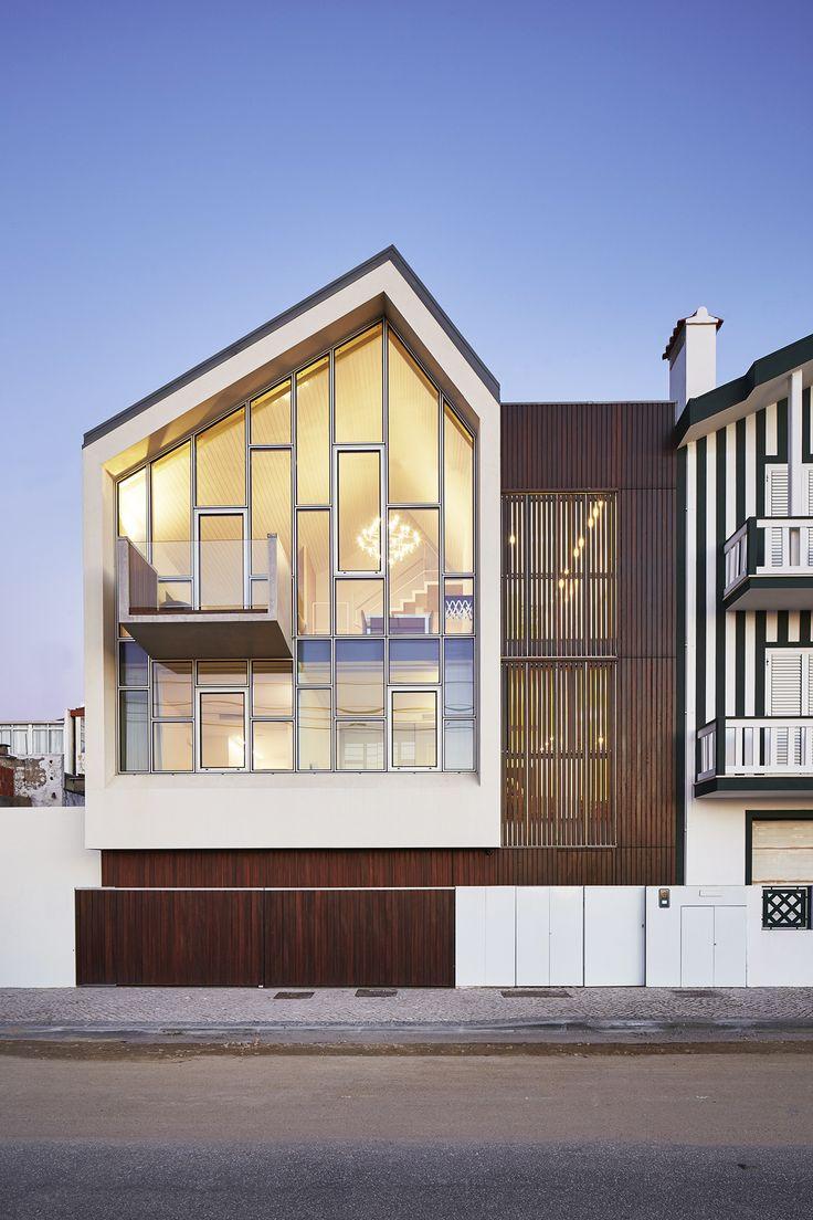 Costa Nova II - House by RVDM, arquitectos Lda