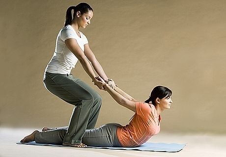 Páros jóga a jobb emésztésért