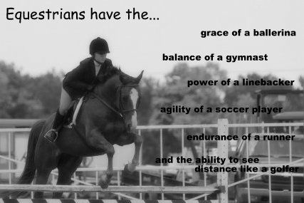 Found on hunterjumper53.tumblr.com via Tumblr  Equestrians have...