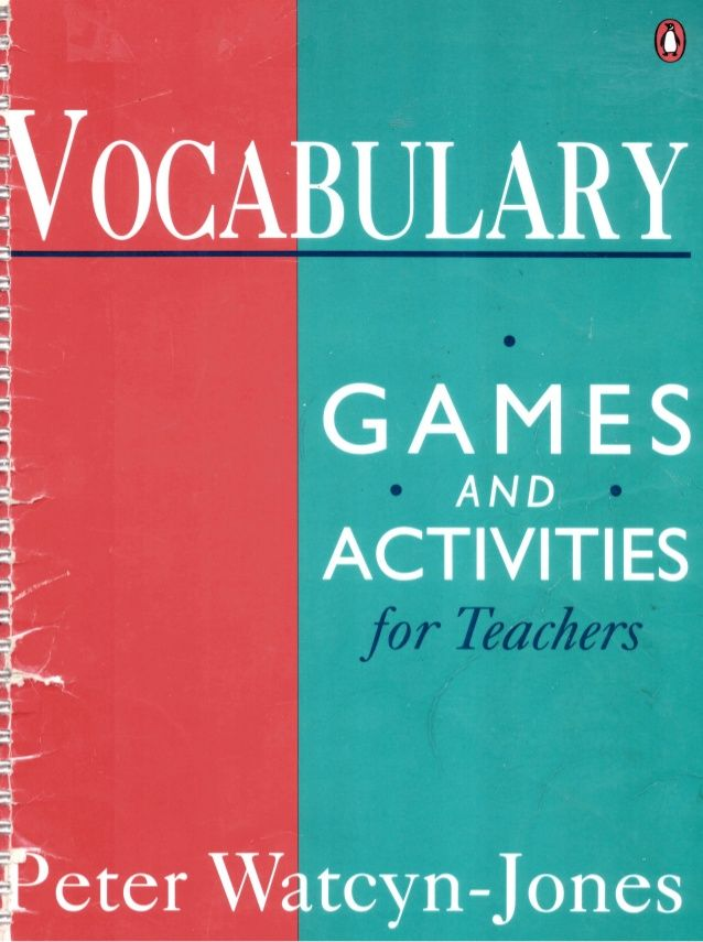 Games and activities for teachers in class. Vocabulary ( L…